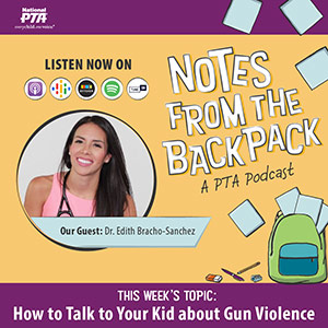 How to Talk to Your Kid about Gun Violence