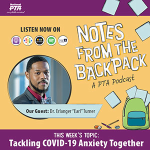 Tackling COVID-19 Anxiety Together