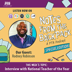 Interview with National Teacher of the Year