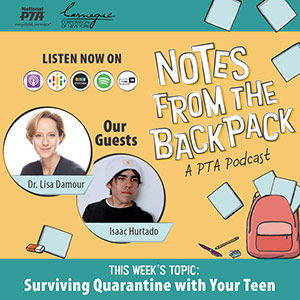 Surviving Quarantine with Your Teen