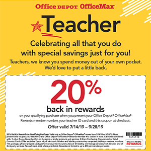 Teacher Offer