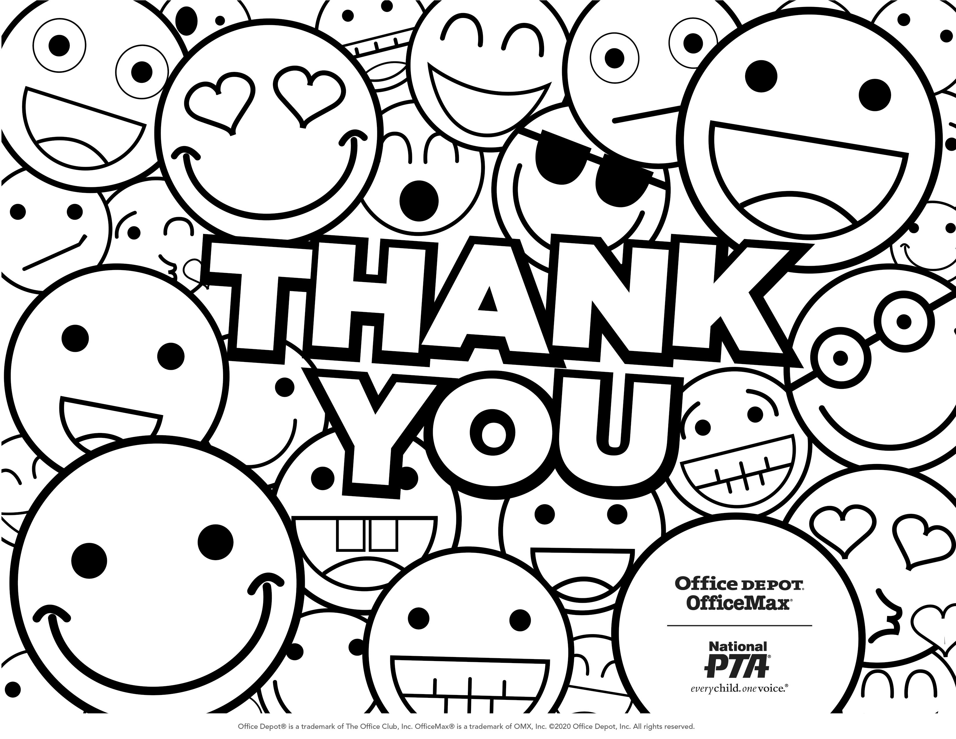 Teacher Appreciation Week Printables - Classroom Doodles   2550x3300