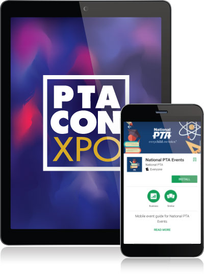 National PTA Events App