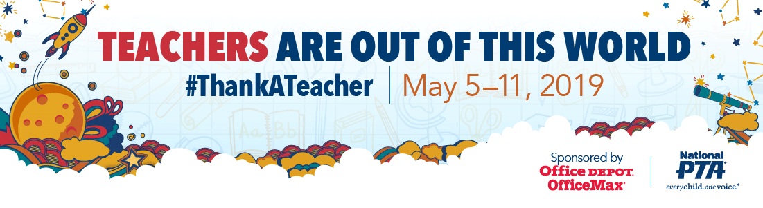 Teacher Appreciation Week - Events | National PTA