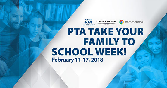 Take Your Family to School Week 2018