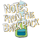 Notes from the Backpack Logo