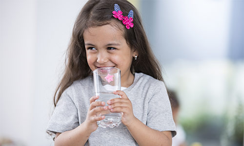 Safe Drinking Water for Healthy Children