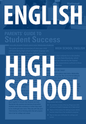 High School English Parents' Guide
