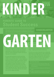 Kindergarten Parents' Guide