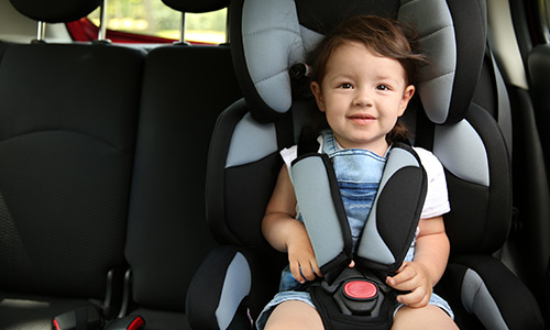 Car Seat Safety with Uber