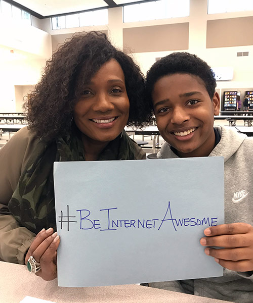 Be Internet Awesome Event