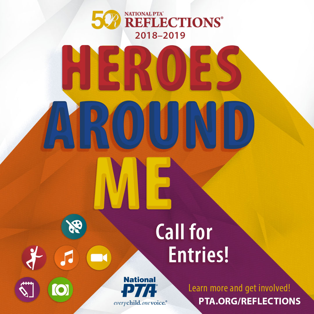 Image result for pta reflections 2018
