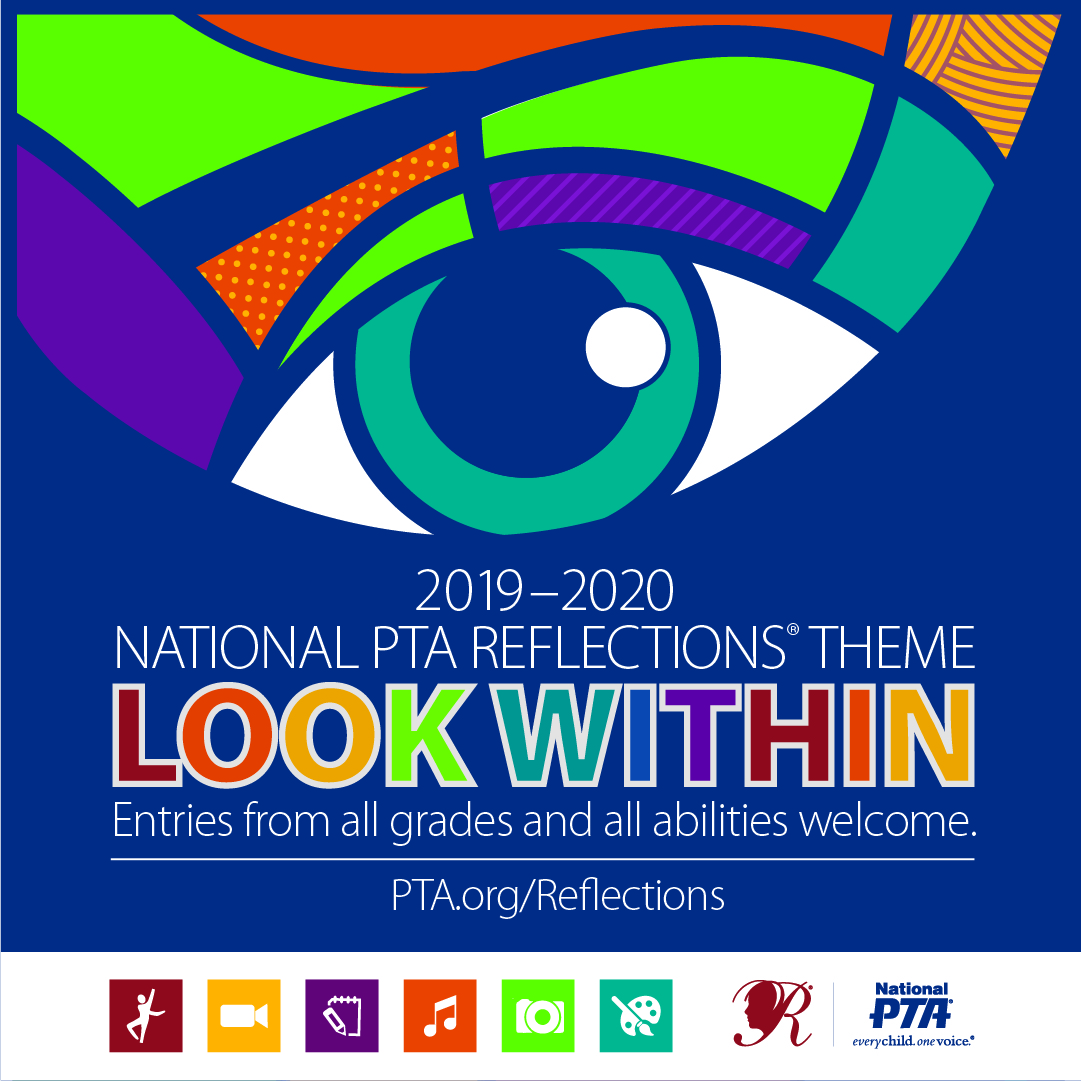 Image result for pta reflections look within poster