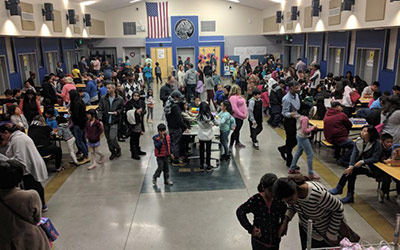 STEM + Families Game Nights