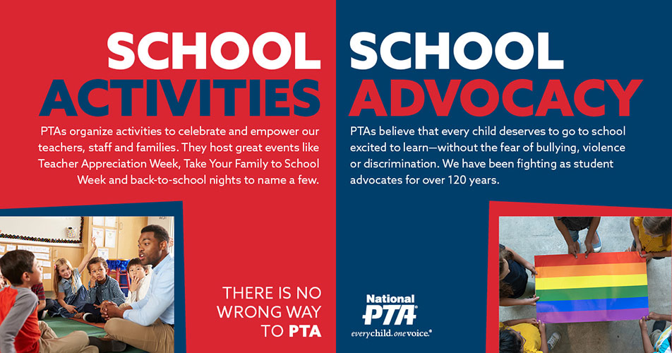 National PTA Fights as a Student Advocate