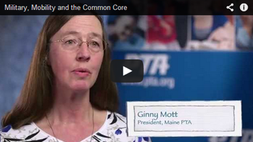 Military, Mobility and the Common Core